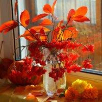 Осень щедра на краски :: Нина северянка