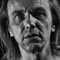 Self portrait. Old style. Hyperrealism. Studio A. Krivitsky. :: krivitskiy Кривицкий