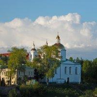 Полоцкие облака над хромом ! :: Андрей Буховецкий