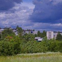 Карелия,Деревянка,прогулка,вдоль да около,перед грозой :: Ivan Lukkonen
