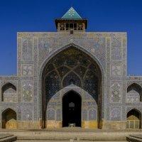 один из внутренних входов мечети Имама, г. Исфахан :: Георгий А