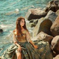 Морская Царица :: Mariya Miroshnichenko
