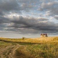 Одинокий дом. :: Олег Бабурин