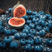 Blueberry and Fig weekdays :: николай смолянкин