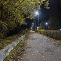 Вечерняя набережная Волги. :: Виктор Евстратов