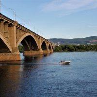 Мост,  который видел каждый россиянин.. и не только :: Василий