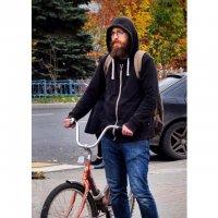 Велосипедист :: Сергей Малашкин