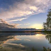вечер в мае :: Василий Иваненко