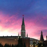 Москва вечерняя :: Андрей Розов
