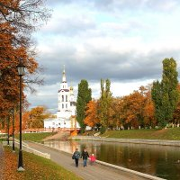 Осень в Орле ** :: Александр