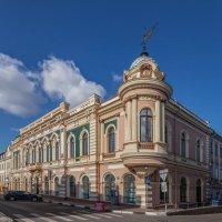 Нижний Новгород. Здание Волжско-Камского банка :: Алексей Шаповалов Стерх