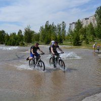 Лучшее средство для спорта и передвижения...Велосипед... :: Георгиевич