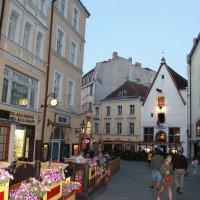 Эстония.Вечерний Таллин :: tina kulikowa