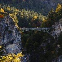 Мост Марии, Мариенбрюке (Marienbrücke). :: Mila .