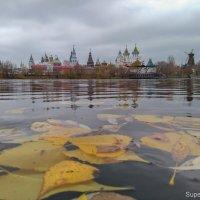 Измайловский кремль :: Superman 2014