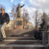 Трио :: Denis Makarenko