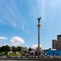 Киев, Майдан независимости. :: Виктор Иванович