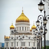 Дорога к храму :: Сергей Кичигин