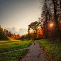 Дорога в облака  :: Анастасия Белякова