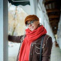 Осенние прогулки. :: Андрей Ярославцев