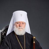 Митрополит Таллиннский и Всея Эстонии Евгений. :: Аркадий  Баранов Arkadi Baranov