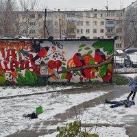 Затулинские Снегири :: Павел Самарович