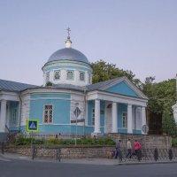 Псков. Церковь Успения Пресвятой Богородицы :: leo yagonen