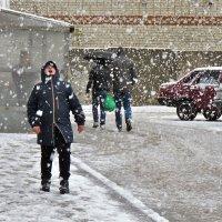 первые снежинки :: НАТАЛЬЯ