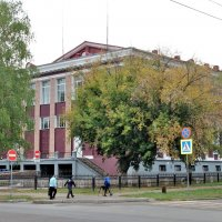Мой город. :: Венера Чуйкова