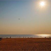 Берег, море и солнце... :: Сергей Кичигин