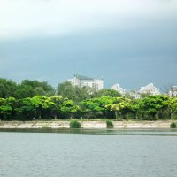 озеро из Далины   Роз (Кишинев) :: Victoria Vasilache