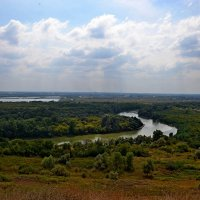 река Кубань :: Елена Третьякова