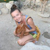 Контактный зоопарк, Геленждик :: Настя Казанцева
