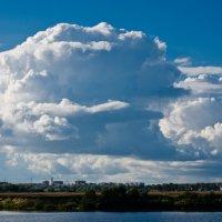 Синее,синее небо. :: Виктор Евстратов