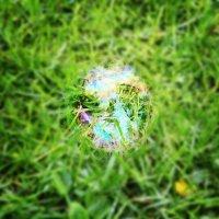 мыльный пузырь :: julia julia