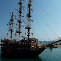 Корабль :: Елена Бушуева