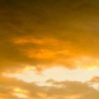 Краски неба на закате :: Vitalik Babich