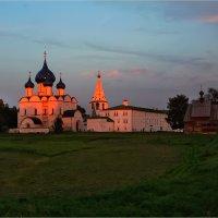 Отблески заката :: Виктор Перякин