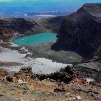 Потухший кратер, вулкан Горелый :: Sergey Alyaseev
