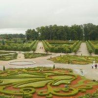 Вид на парк из дворца :: esadesign Егерев