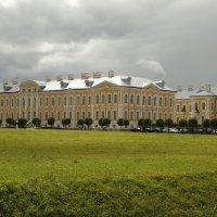 Рундальский дворец после дождя :: esadesign Егерев