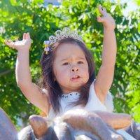Маленькая принцесса прерий 2 :: Наталья Савонова