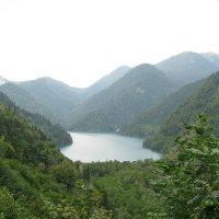 Абхазия, озеро Рица :: Dasha Kozhalo