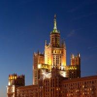 Москва :: Павел Чекалов