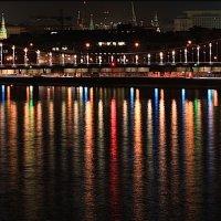 Огни над Москвой-рекой :: Яэль (Юлия Ситохова)