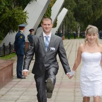 Иван и Ольга :: Павел Савин