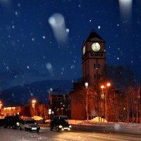 В мечтах о снеге :: Сергей Манкевич