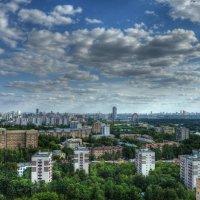 Москва :: Alexander Asedach