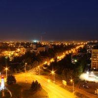 огни города :: дмитрий гапеев