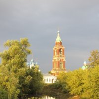 Свято-Покровская церковь 1769 года :: Бронислав Богачевский
